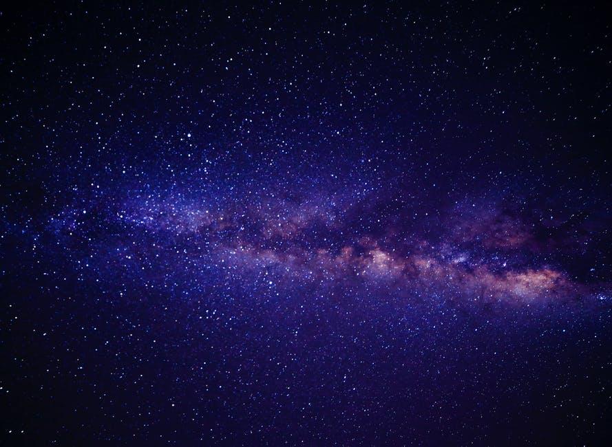 Weltall Sterne und mehr bei uns