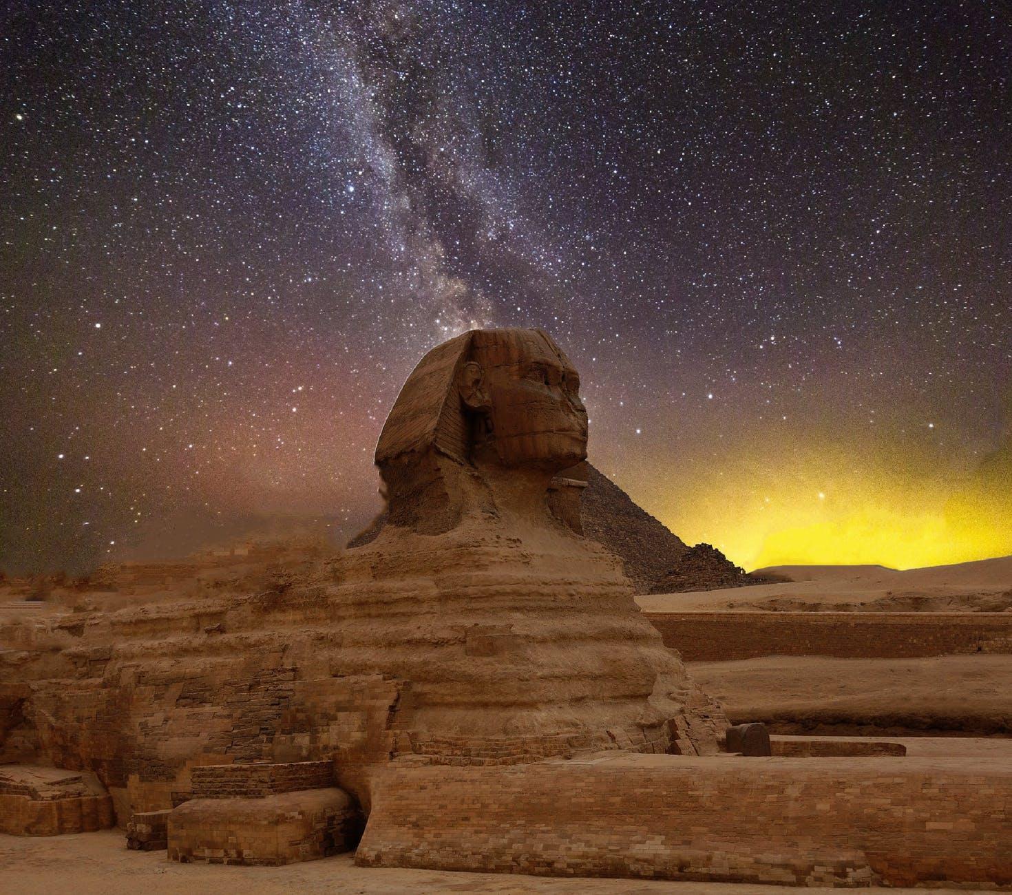 Das astronomische Wissen der Alten Ägypter