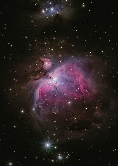 Beeindruckendes Bild eines galaktischen Nebels